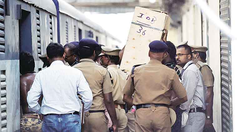 Indian Railways, Travelling Ticket Examiners, TTEs, TTE theft cases, Railway theft case, India news, Indian Express