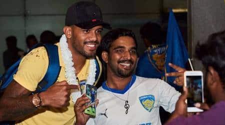 Chennaiyin FC team returns after pre-season camp inThailand