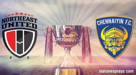 Chennaiyin FC will meet NorthEast United for the first time this season.
