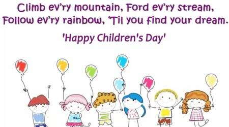 Happy Children's Day 2017 (Bal Diwas): Best WhatsApp, SMS, Facebook greetings, images, messages andquotes