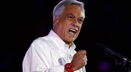 Ex-President Sebastian Pinera favored in Chile vote, runofflikely
