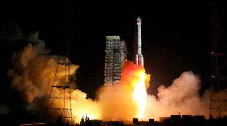 China to launch Long March 5B rocket into space in2019