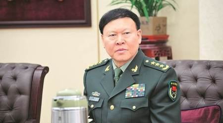Chinese general commits suicide amid corruption probe