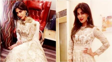 Looking for some ethnic wear inspiration? Chitrangada Singh's outfit is just what you need