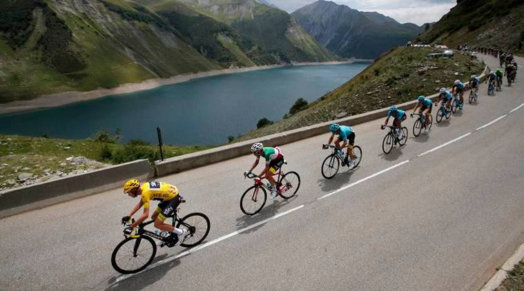 Chris Froome, Chris Froome Britain, Giro d'Italia, sports news, Indian Express