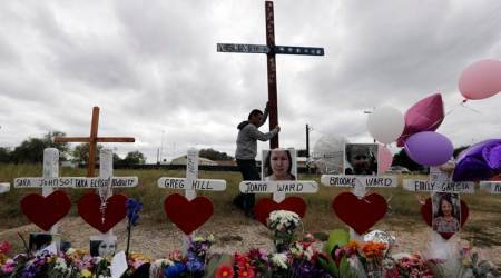 Texas church shooting victims honored, funeral held