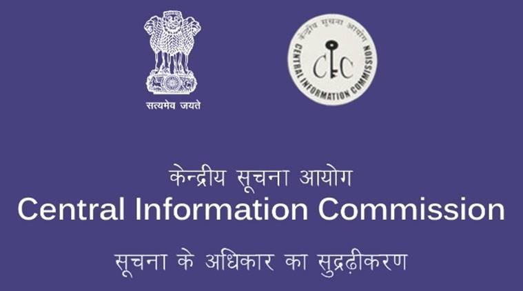 Tax payers foot bill for fine imposed on govt officer by CIC