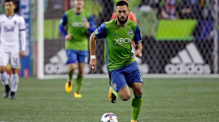 Clint Dempsey, Seattle Sounders, MLS, major soccer league, MLS comeback player