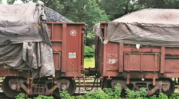 Coal burying Goa, Goa coal, Coal in Goa, Coal story, Indian Express coal series, goa, coal, coal profits, Mormugao Port, India news, Indian Express