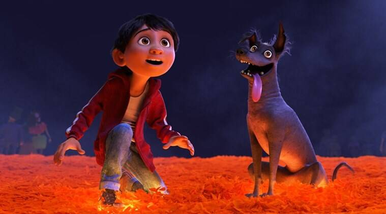 coco starring Anthony Gonzalez Gael García Bernal and Benjamin Bratt is a disney pixar animated movie