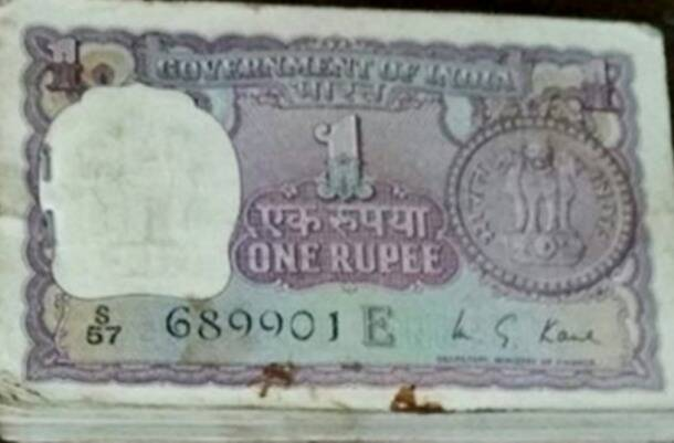 One rupee note turns 100: Here is how it transformed over the years