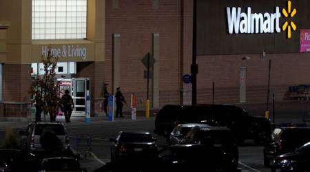 Colorado Walmart shooting suspect held after killing three