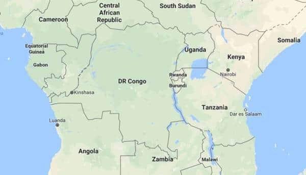 Congo, Congo train crash, train crash,