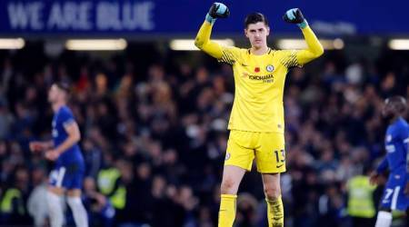 Chelsea can overhaul Manchester City again, says Thibaut Courtois