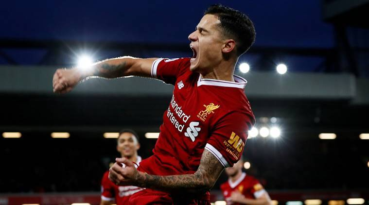 coutinho wanter to leave liverpool in the summer
