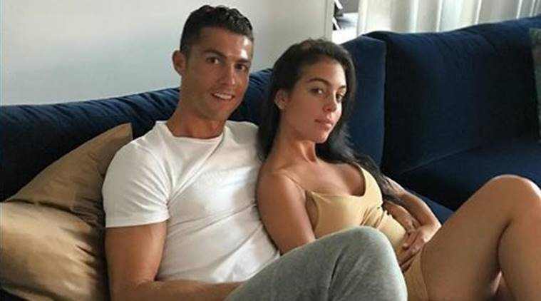 cristiano ronaldo, ronaldo, natacha rodrigues, georgina rodrigues, ronaldo cheat, football, sports news, indian express