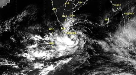 What is cyclone Ockhi?