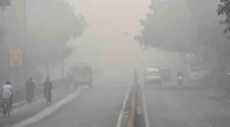 Diplomats' concerns on bad air make way to MEA
