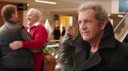 Mel Gibson struggled to improvise with comedy in Daddy's Home 2
