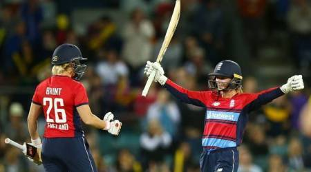 Virat Kohli and England's Danielle Wyatt in the same list? She can't contain herexcitement!
