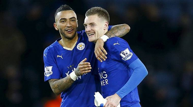 City in cruise control with 2-0 win over Leicester
