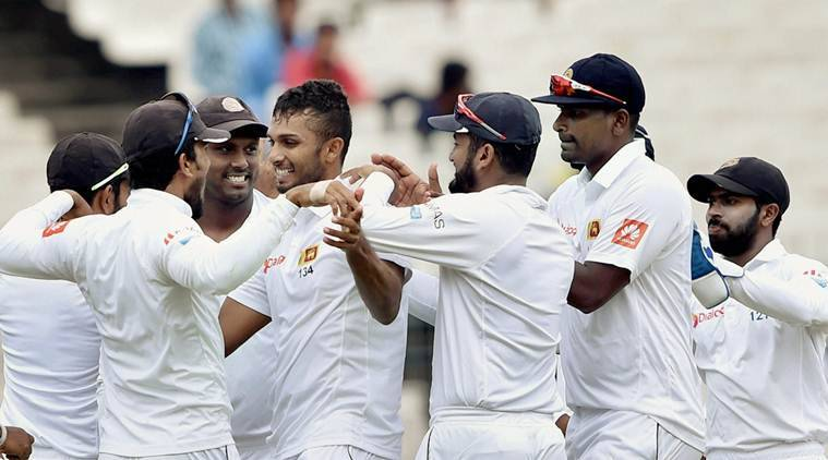 Pujara unbeaten on 47 as India struggles to 74-5in 1st test