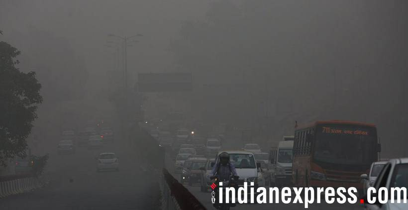 Delhi smog: IMA says children at risk, outdoor activities be stopped