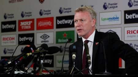 West Ham boss David Moyes names Alan Irvine, Stuart Pearce asassistants