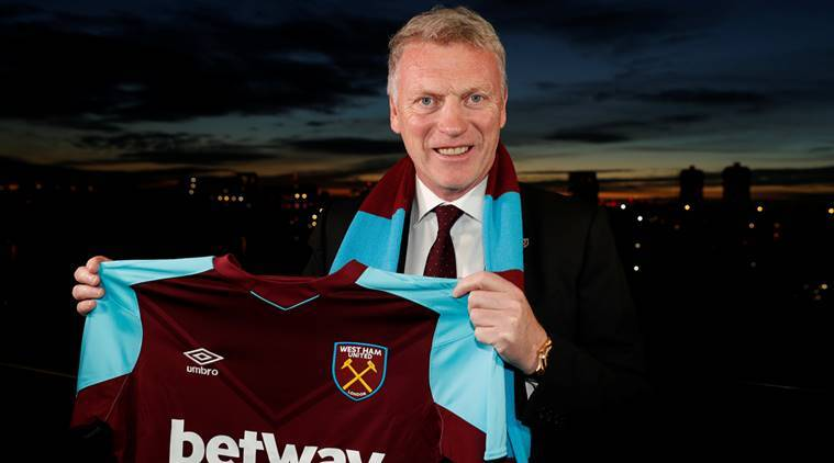 west ham hired david moyes after fring Slaven bilic