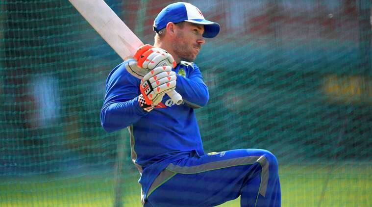 David Warner said that he is confident of playing in the first Test