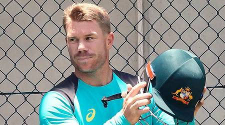 David Warner will be fine for the first ODI and I don't think there'll be any trouble: Steve Smith
