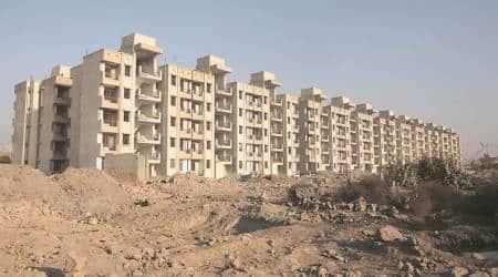flats, housing, housing lottery, lottery of flats, lottery of housing, home lottery, delay in lottery, mumbai flats, indian express
