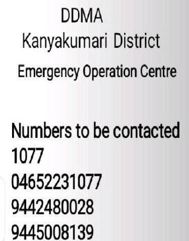 Cyclone Ockhi rescue operations