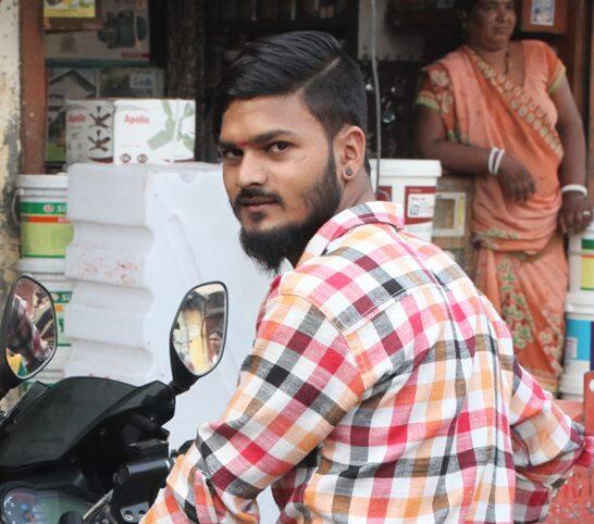 At 21, bhelpuri vendor's son assumes role ofbreadwinner