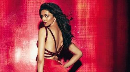 Deepika Padukone nails the sultry fashionista look on the cover of her latest magazine shoot