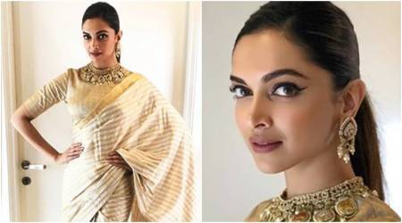 deepika padukone, padmavati, padmavati promotions, deepika padukone padmavati promotions, deepika padukone in raw mango, raw mango, deepika padukone fashion, deepika padukone style, deepika padukone latest photos, deepika padukone news, indian express, indian express news