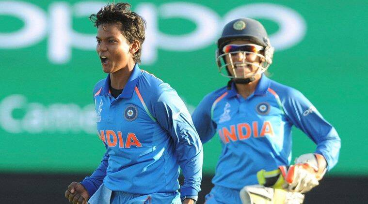 Deepti Sharma, ICC Women's World Cup, Jhulan Goswami. Cricket Association of Bengal