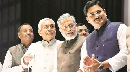 Election Commission recognises Nitish Kumar-led group as JD(U), gives it party symbol