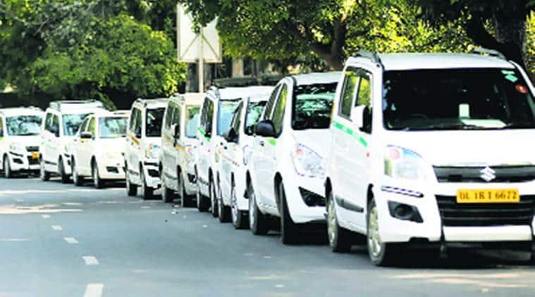 Delhi cabs, Delhi app based taxis, Delhi taxi, delhi govt
