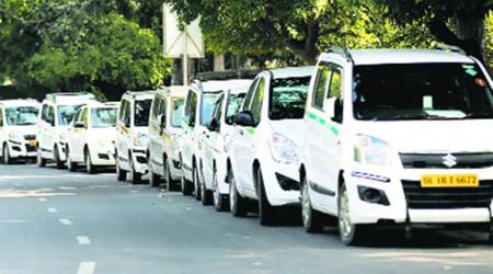 Future of cab sharing in doubt as Delhi government prepares policy on app-basedtaxis