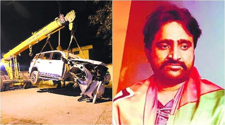 Greater Noida, Greater Noida murder, BJP leader, BJP leader shot, Shiv Kumar Yadav