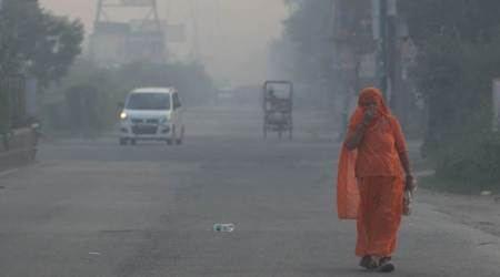 Fewer bad air days in Delhi this year, data shows