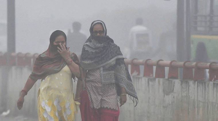 delhi, air pollution, smog, delhi smog, delhi air pollution, smog health tips, air pollution prevention, health tips smog, how to take care smog, health news, health advisory air pollution, indian express