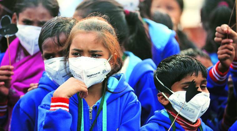 Highlights: As Delhi air quality improves, green panel allows construction