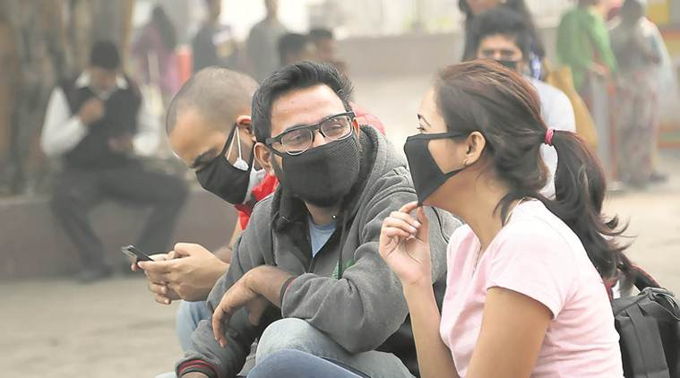 Delhi air pollution: Every breath you take | India News, The Indian