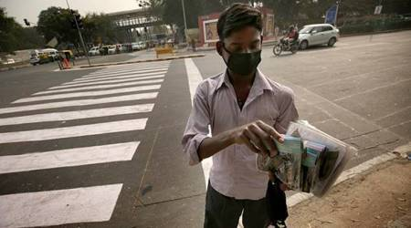 Delhi smog highlights: Levels of PM2.5 have come down after sprinkling of water, Kejriwal govt tells NGT
