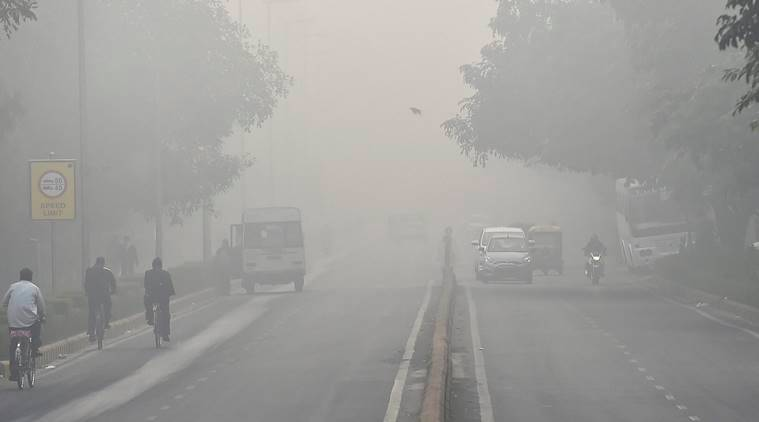 Delhi smog continues,General insurance, Suprme Court, pollution under control certificates, PUC certificates of vehicles, Delhi air pollution