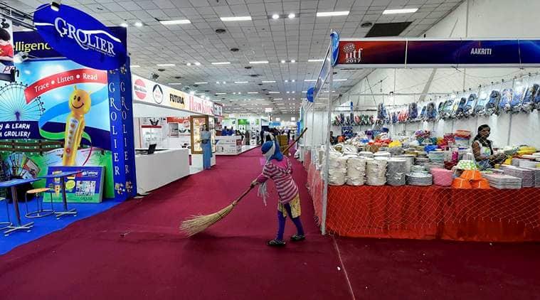 delhi, delhi trade fair, India International Trade Fair, delhi India International Trade Fair, diesel generators,