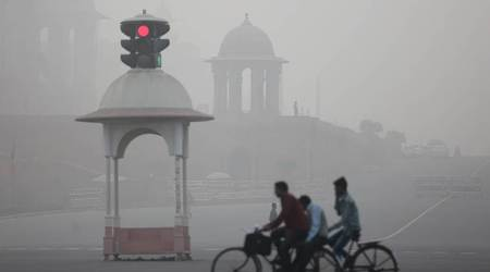 Delhi pollution: Toxic smog suffocates national capital; schools shut, construction halted