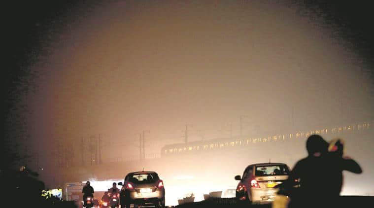 delhi pollution, delhi smog, delhi air pollution, delhi rain, rain prediction in delhi, delhi news, delhi weather